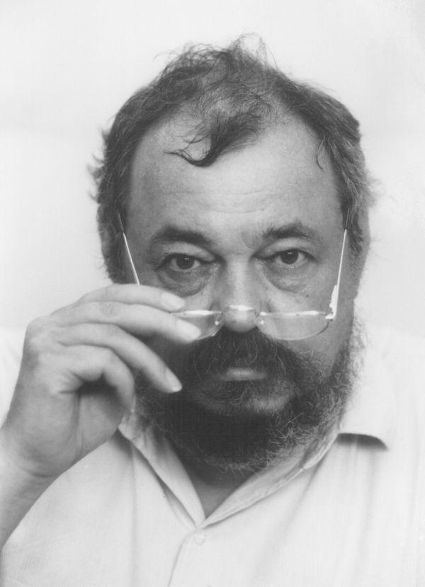 Lázár Ervin (Fotó: Szandelszky Béla)