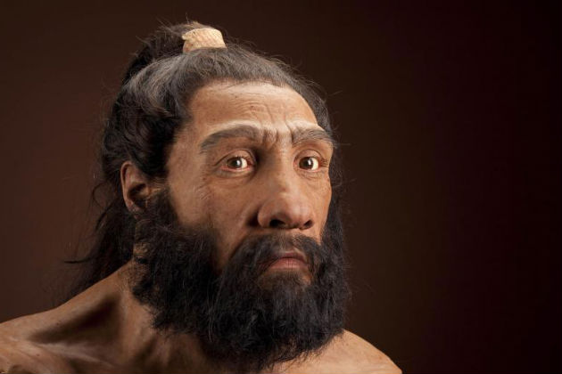 A neandervölgyi ember (www.archeolog-home.com/Gurche /Chip Clark)