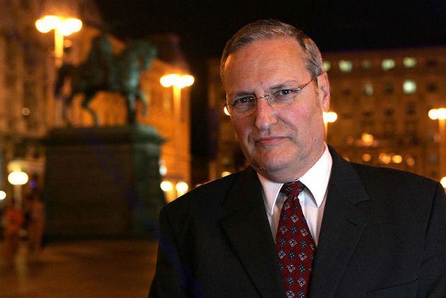 Efraim Zuroff (Fotó: Wikipedia)