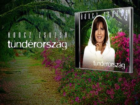 Koncz Zsuzsa Tündérország című albumát mutatja be márciusban