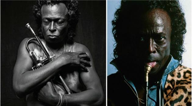 Michel Comte: Miles Davis