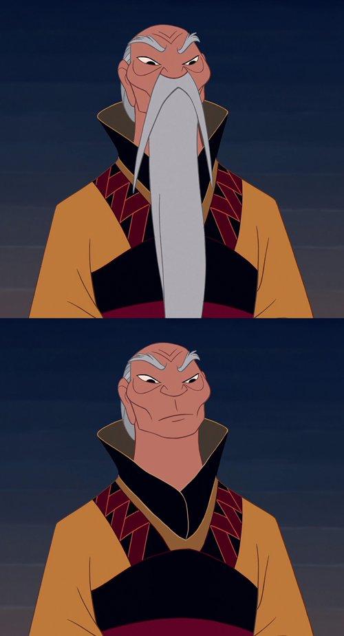 A kínai császár (Mulan)