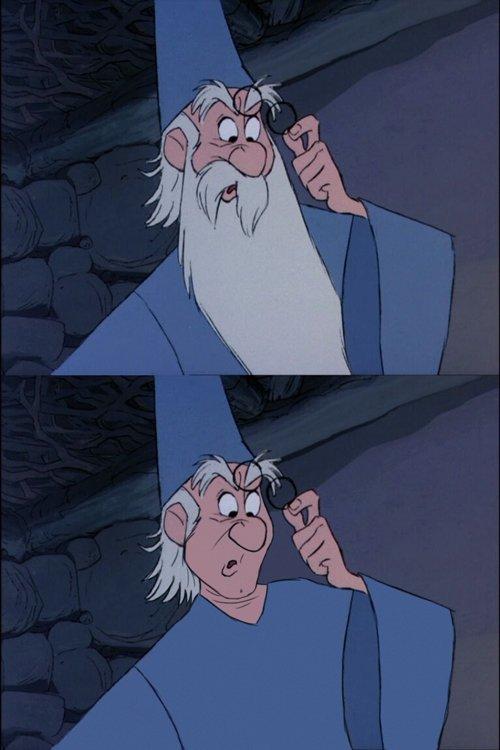 Merlin (A kőbe szúrt kard)