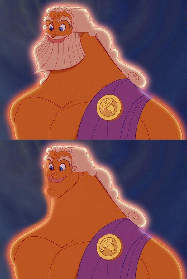 Zeusz (Herkules)