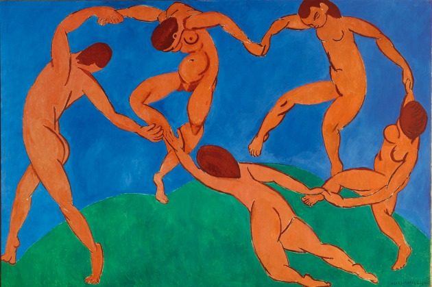 Henri Matisse: The Dance