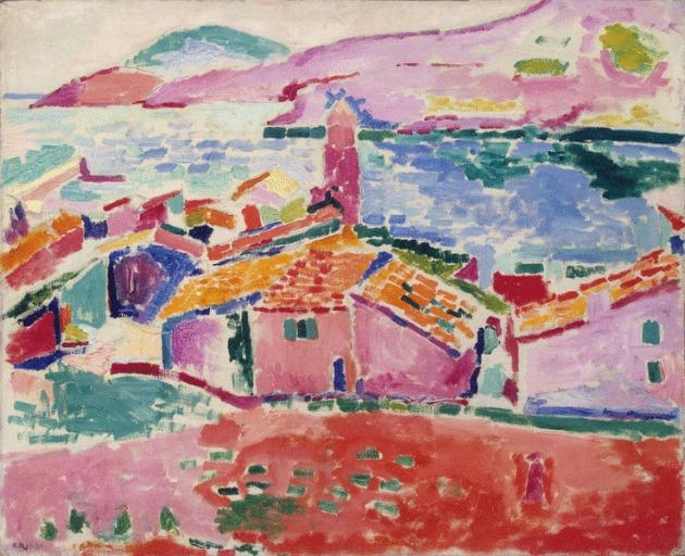 Henri Matisse: Les toits de Collioure