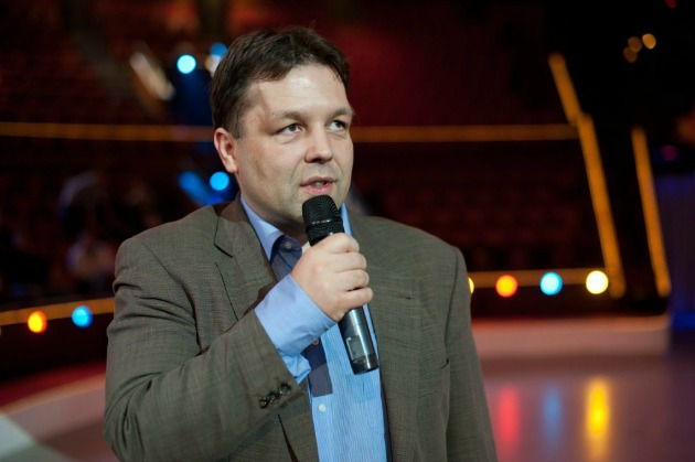 Kirza Zsigmond igazgató (MTI Fotó: Kallos Bea)