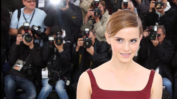 Emma Watson (Fotó: MTI/EPA/Sebastien Nogier)