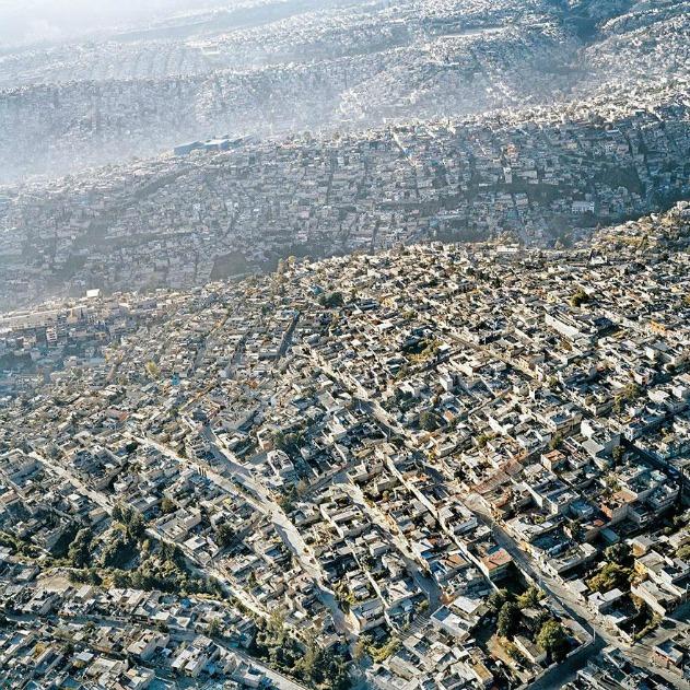 Mexikóváros (Fotó: Pablo Lopez Luz)