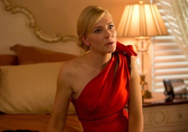 Cate Blanchett a Blue Jasmine-ban (Fotó: blogs.indiewire.com)