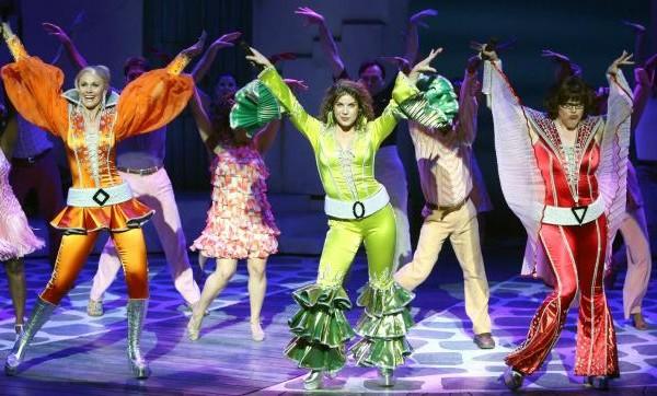 Mamma Mia a Broadway-n