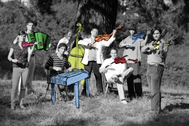 Buda Folk Band (Fotó: Szabó Dorottya)