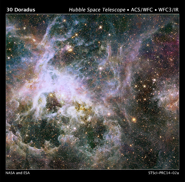 Fotó: hirado.hu/NASA, ESA, E. Sabbi/STScI