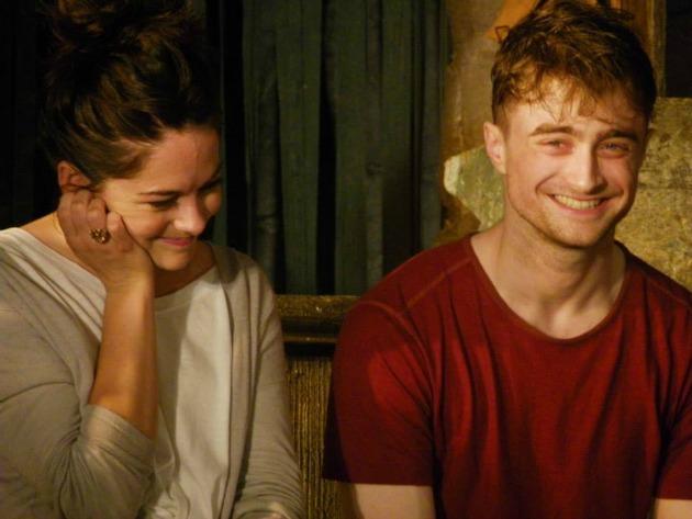 Daniel Radcliffe a The Criple of Inishman című darabban (Fotó: fanpop.com)