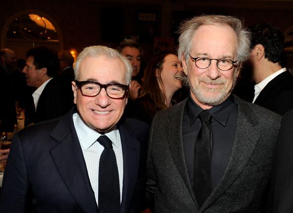 Scorsese és Spielberg (Fotó: puskinmozi.hu)