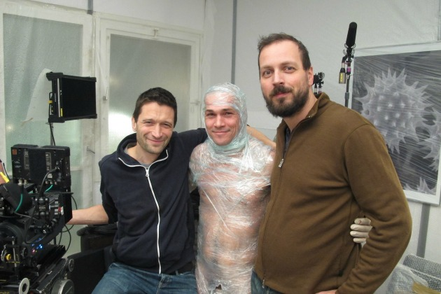 Pohárnok Gergely, Nagy Zsolt és Pálfi György