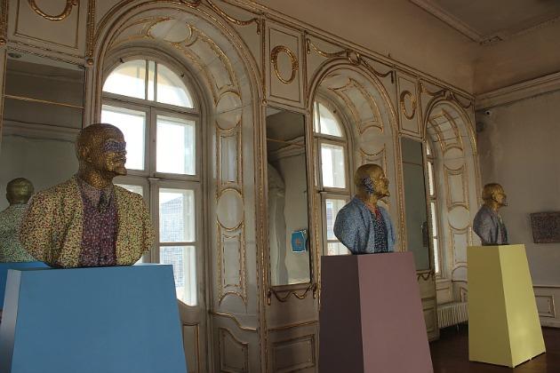 Lenin nem lát, nem hall, nem beszél (Fotó: multikult.transindex.ro)