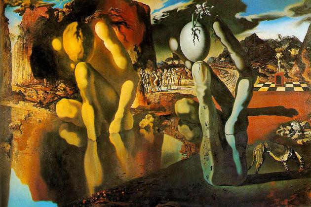 Narcissus metamorfózisa (1937)