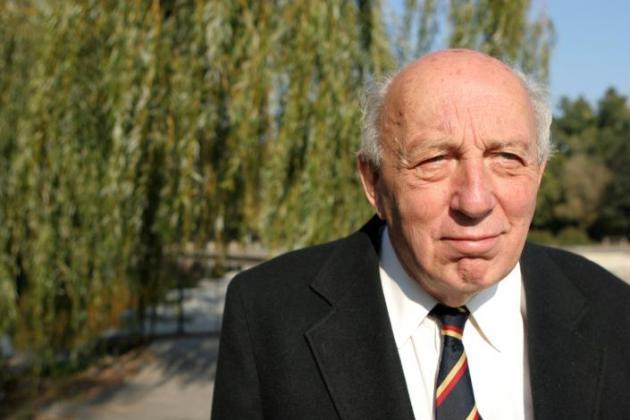 John Lukacs (Fotó: cultura.hu)
