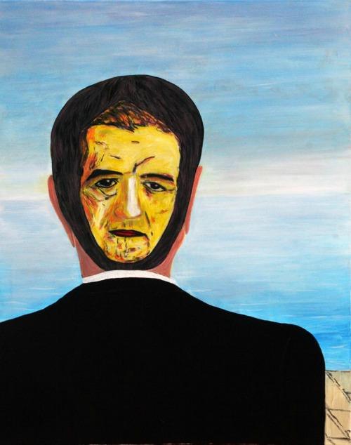 drMáriás: Horthy Miklós René Magritte műtermében