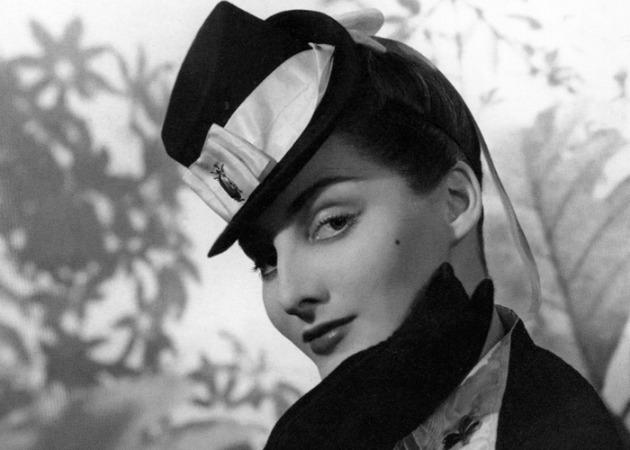 Elsa Schiaparelli (Fotó: parisselectbook.com)