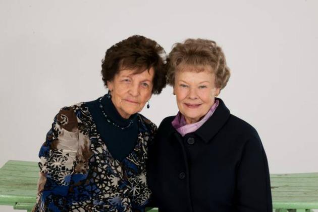 Philomena Lee és Judi Dench
