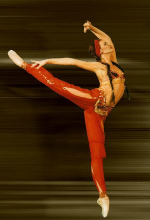 Egy tökéletes arabeszk