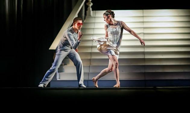 South Bohemian Ballett: Rómeo és Júlia (Fotó: Michal Siron)