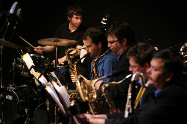 Modern Art Orchestra (Fotó: mandarchiv.hu)