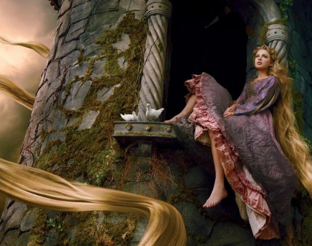 Taylor Swift - Rapunzel