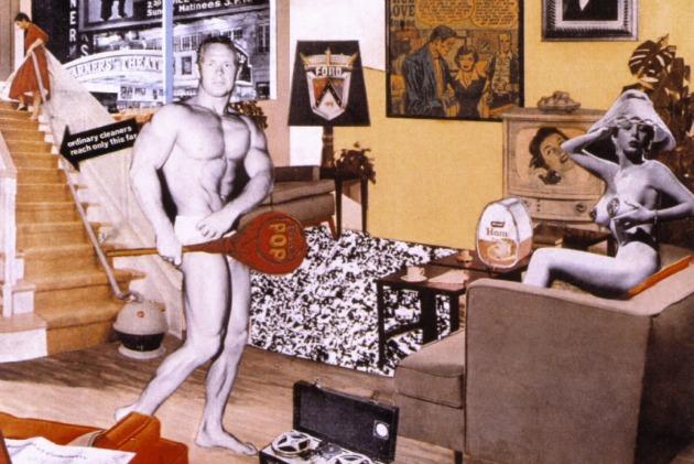 Richard hamilton: Fun House