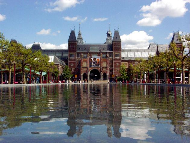 Rijksmuseum (Fotó: nl.wikipedia.org)