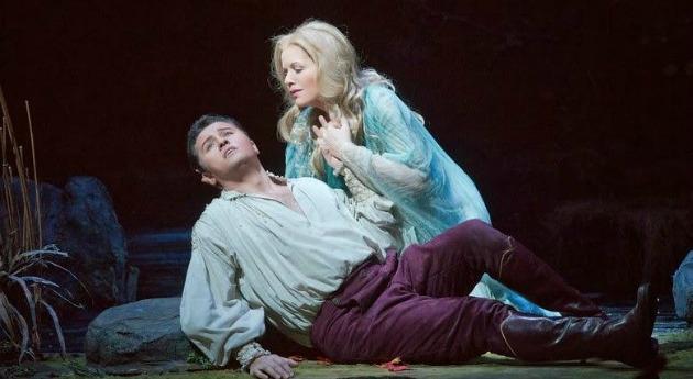 Ruszalka (Renée Fleming) és a herceg (Piotr Beczala)