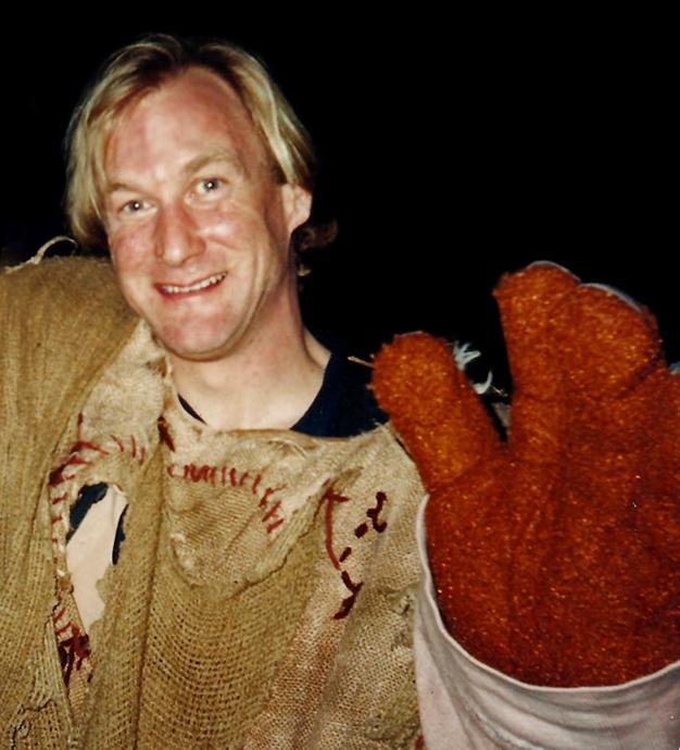 John Henson Sweetums jelmezben (Fotó: muppet.wikia.com)