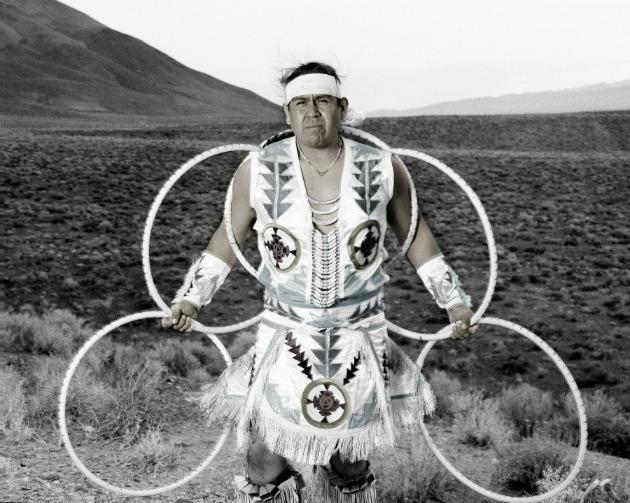 Sage Romero, Big Pine Paiute