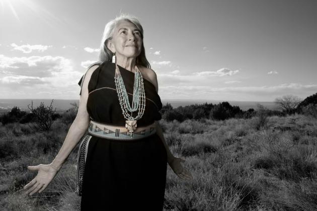 Mary Evelyn, Ohkay Owingeh és Isleta Pueblos