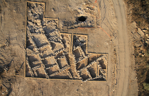 fotó: Skyview, courtesy of the Israel Antiquities