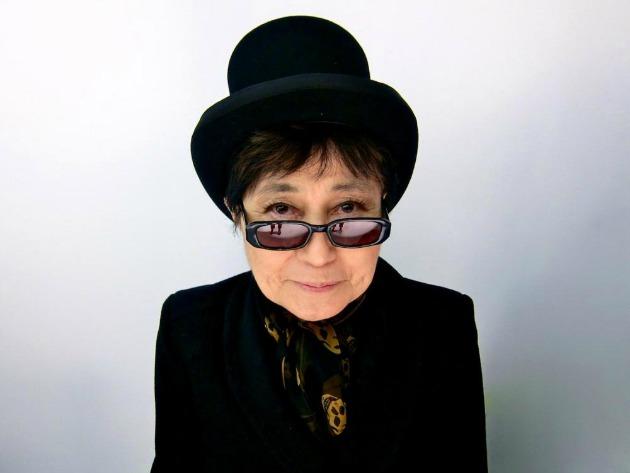 Yoko Ono (Fotó: chartattack.com)