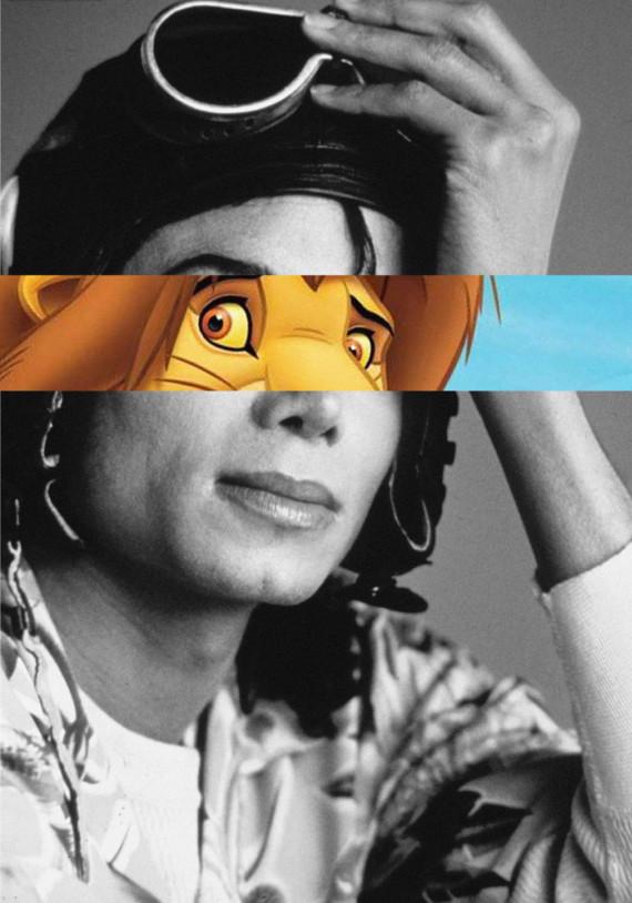 Michael Jackson - Szimba