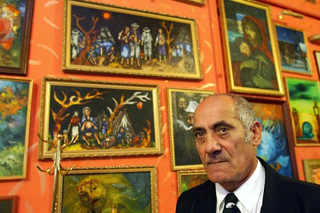 Balogh Balázs András (Fotó: MTI / Bruzák Noémi)