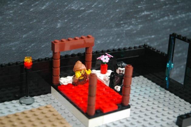 Dracula hálószobája - Bram Stoker: Dracula (Forrás: waterstones.com)