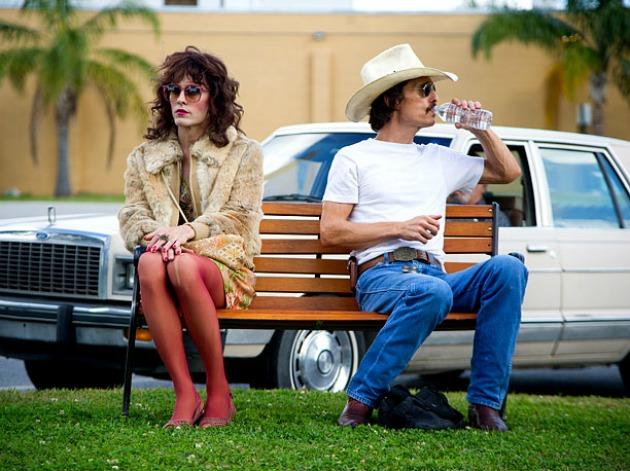 Jared Leto és Matthew McConaughey a Dallas Buyers Culbban (Fotó: pastemagazine.com)