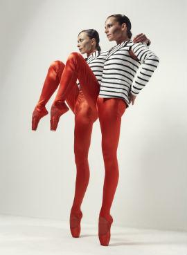 Oxana Panchenko és Clair Thomas (Fotó: Jake Walters)