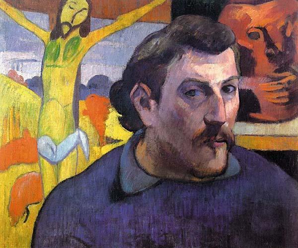 Paul Gauguin: Önarckép (1889)