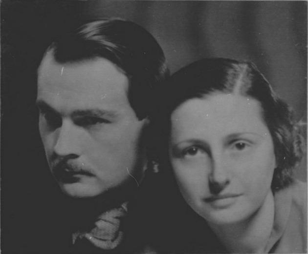Hamza D. Ákos és felesége, Hamza Lehel Mária (Fotó: sikerado.hu)