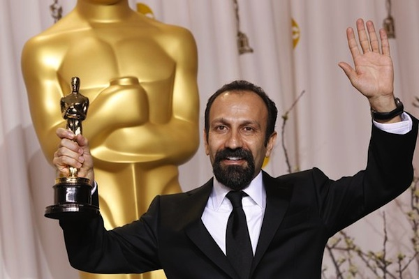 Asghar Farhadi (Fotó: blogs.artinfo.com)