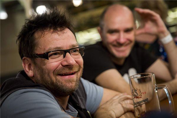 Lovasi András és Leskovics Gábor (MTI Fotó: Mohai Balázs)