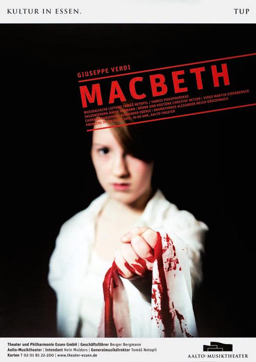 Feride Yaldizli: Macbeth (Essen, 2013)