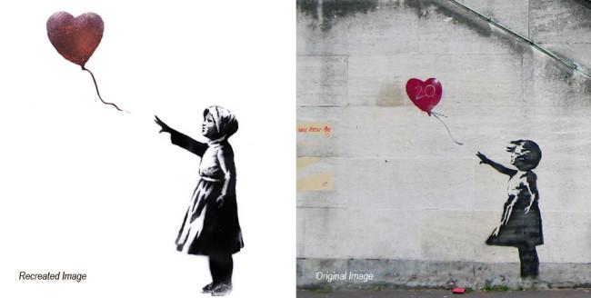 Balra az új kép, jobbra az eredeti (Fotó: artisfied.com)