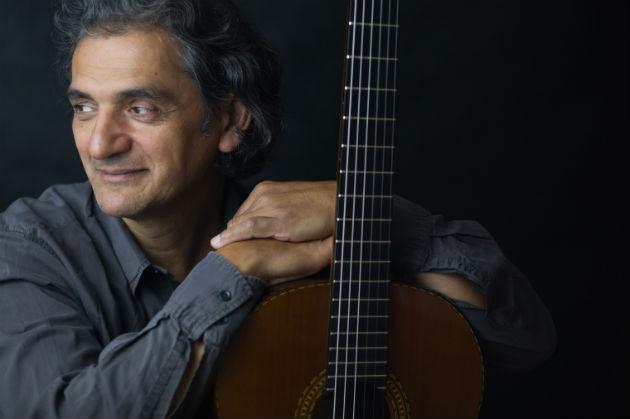 Snétberger Ferenc (fotó: hangvilla.com)